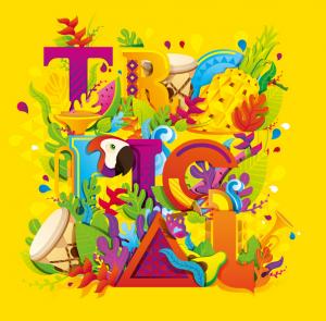 Proyecto Tropical, por Lwillys Tafur