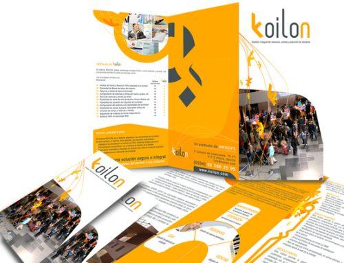 Koilon – Imagen corporativa