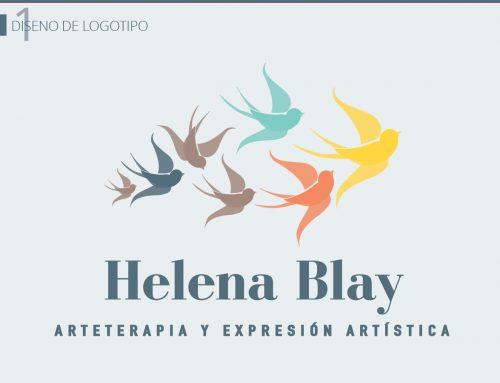 Helena Blay – Identidad Corporativa