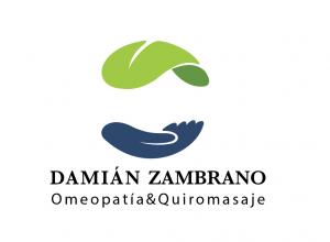 Logotipo omeopatía